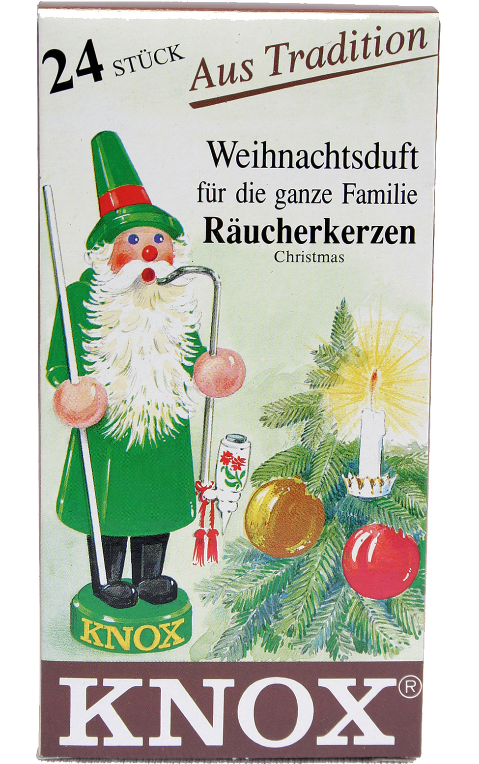013170 Christmas Scented Cone Incense for Smokers