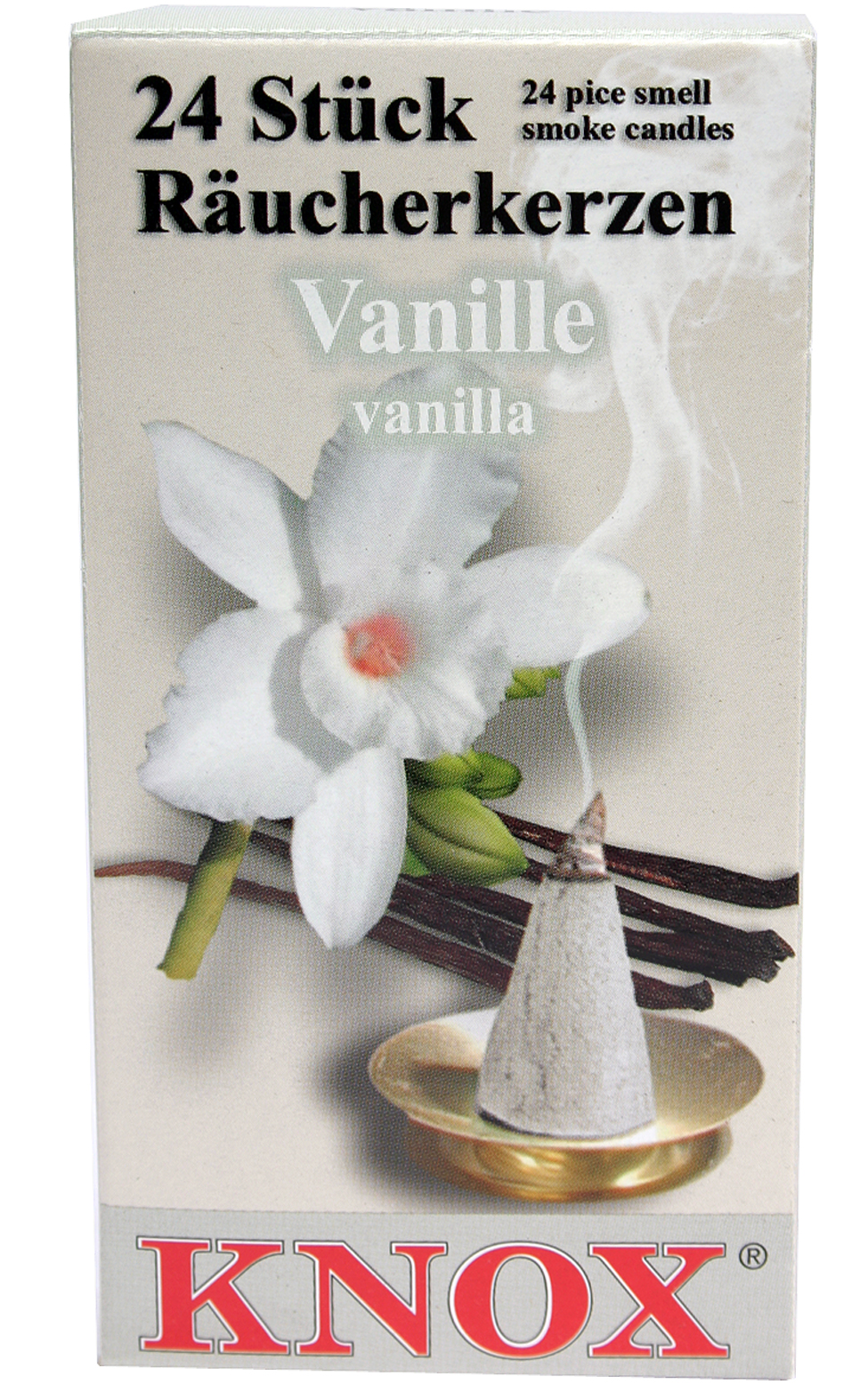 013230 Vanilla Scented Cone Incense for Smokers