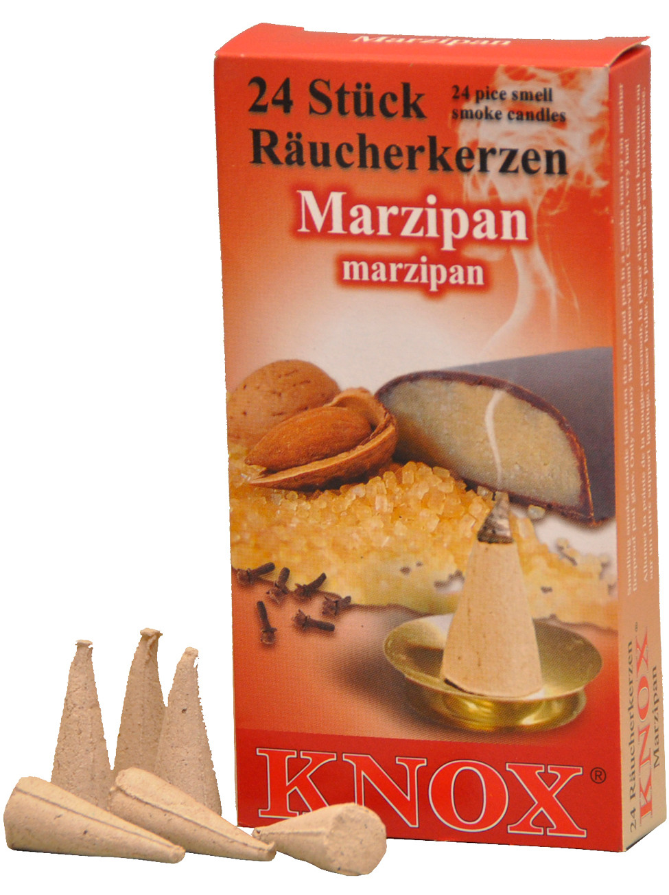 013340 Marzipan (Almond)  Scented Cone Incense for Smokers