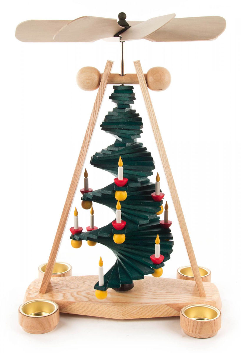 085-988 Pyramid with step tree