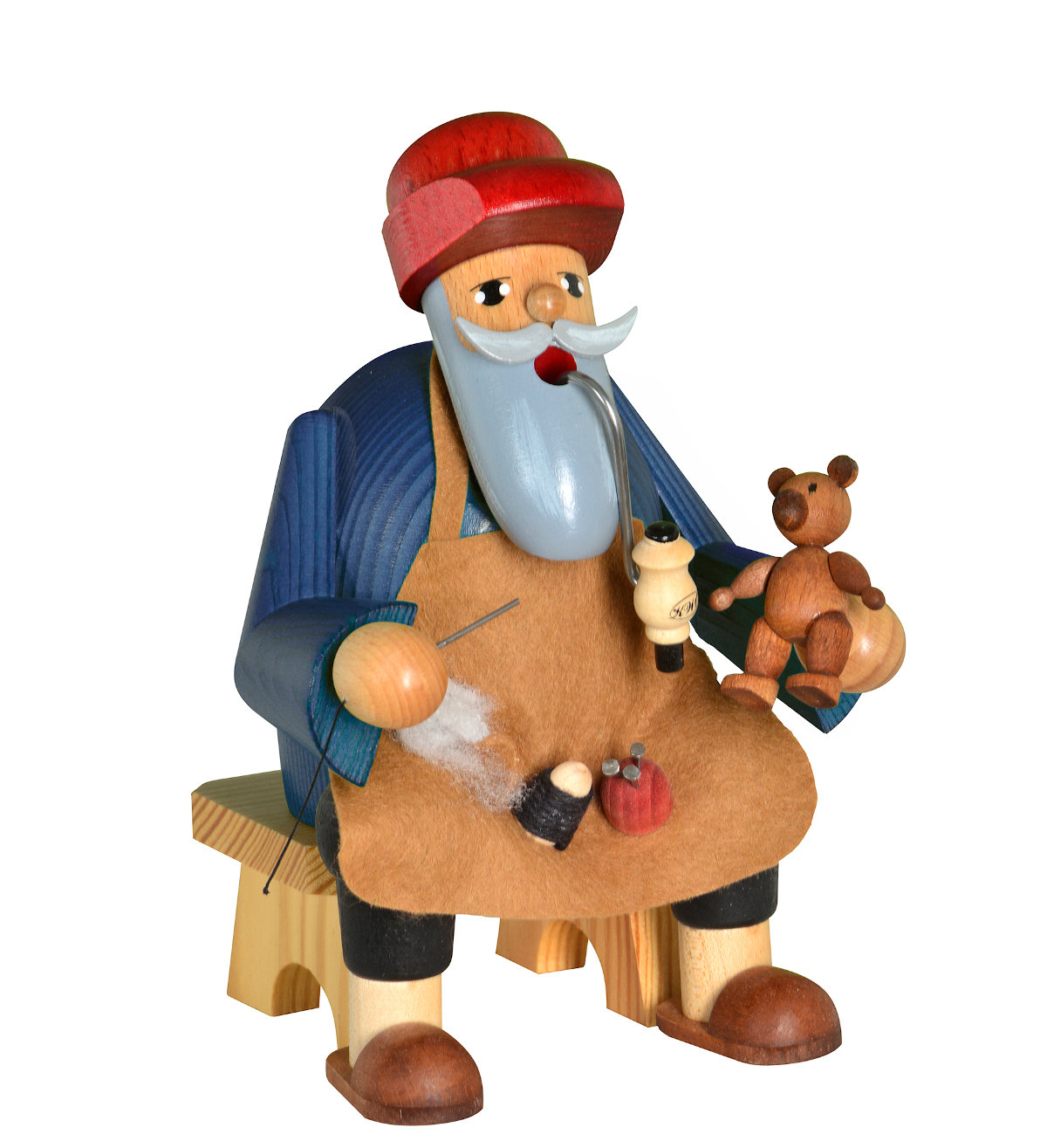 21130 Sitting Teddy Bear Maker
