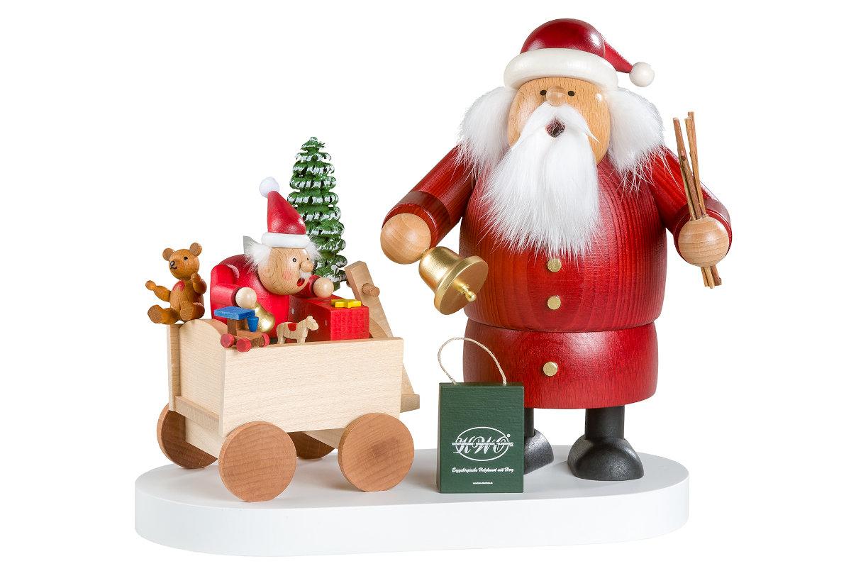 21454 Santa with Child - 70th Anniversary Edition