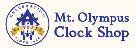 Mt. Olympus Clock Shop