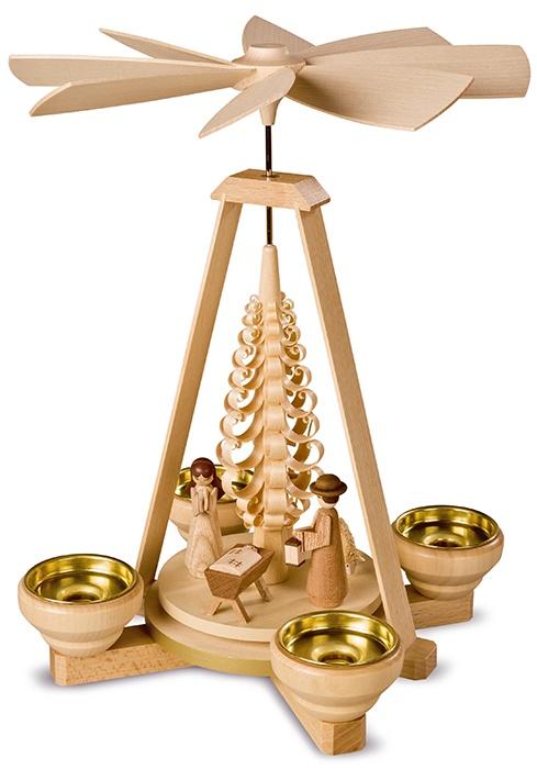 m10124 Nativity Pyramid