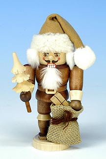 32-603 Mini Natural Santa