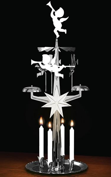 9011n Swedish design Angel Christmas Chime