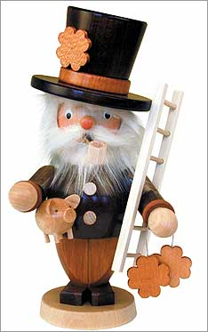 cu1-302 Jr. Chimney Sweep Smoker