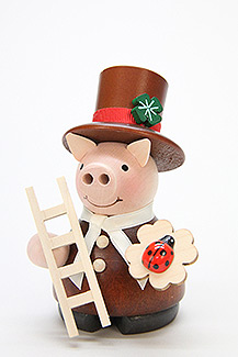 cu1-660 Lucky Pig Chimney Sweep