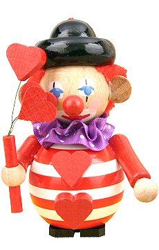 z447 Valentine Clown
