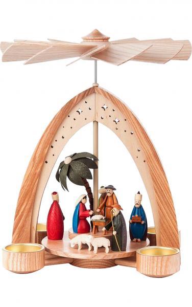 085-265bt Dregeno Pyramid - Nativity
