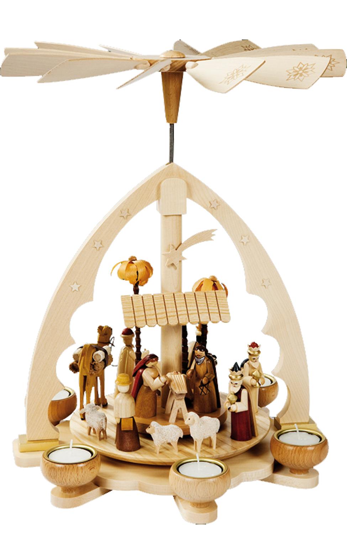 16192 Nativity Arch Pyramid