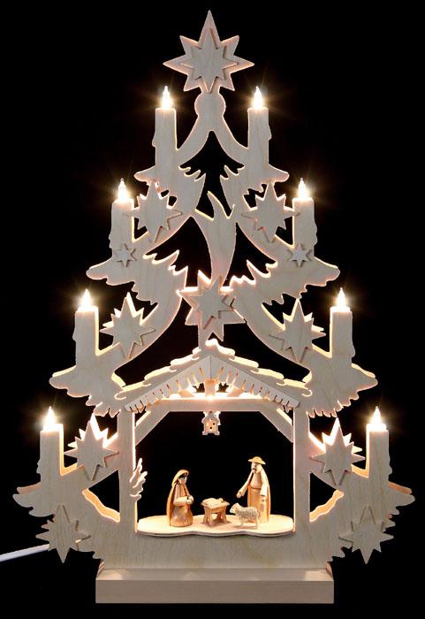 426-1p6 Nativity Tree Arch