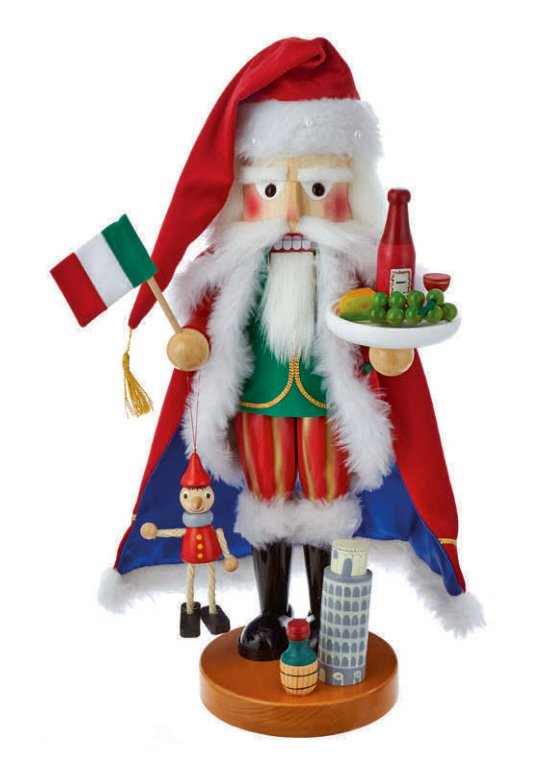 s1968 Italian Santa