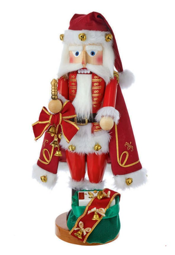 s3011 Jingle Bells Santa (Musical)