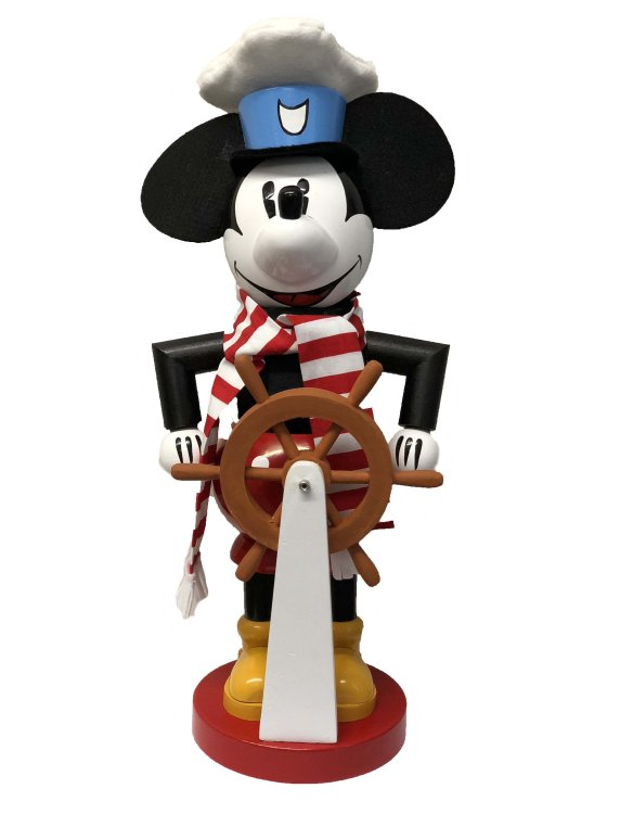 s6183 Steamboat Willie 90th Anniversary Mickey Mouse