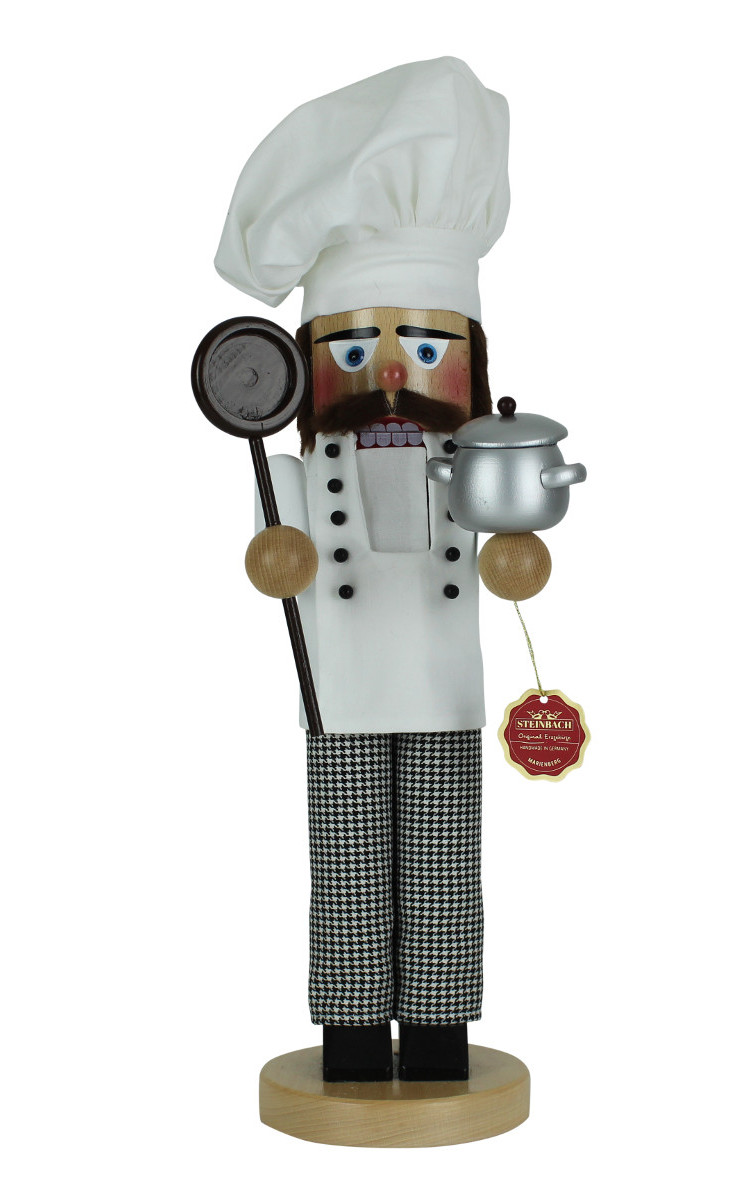 s2027 Chef with Pot