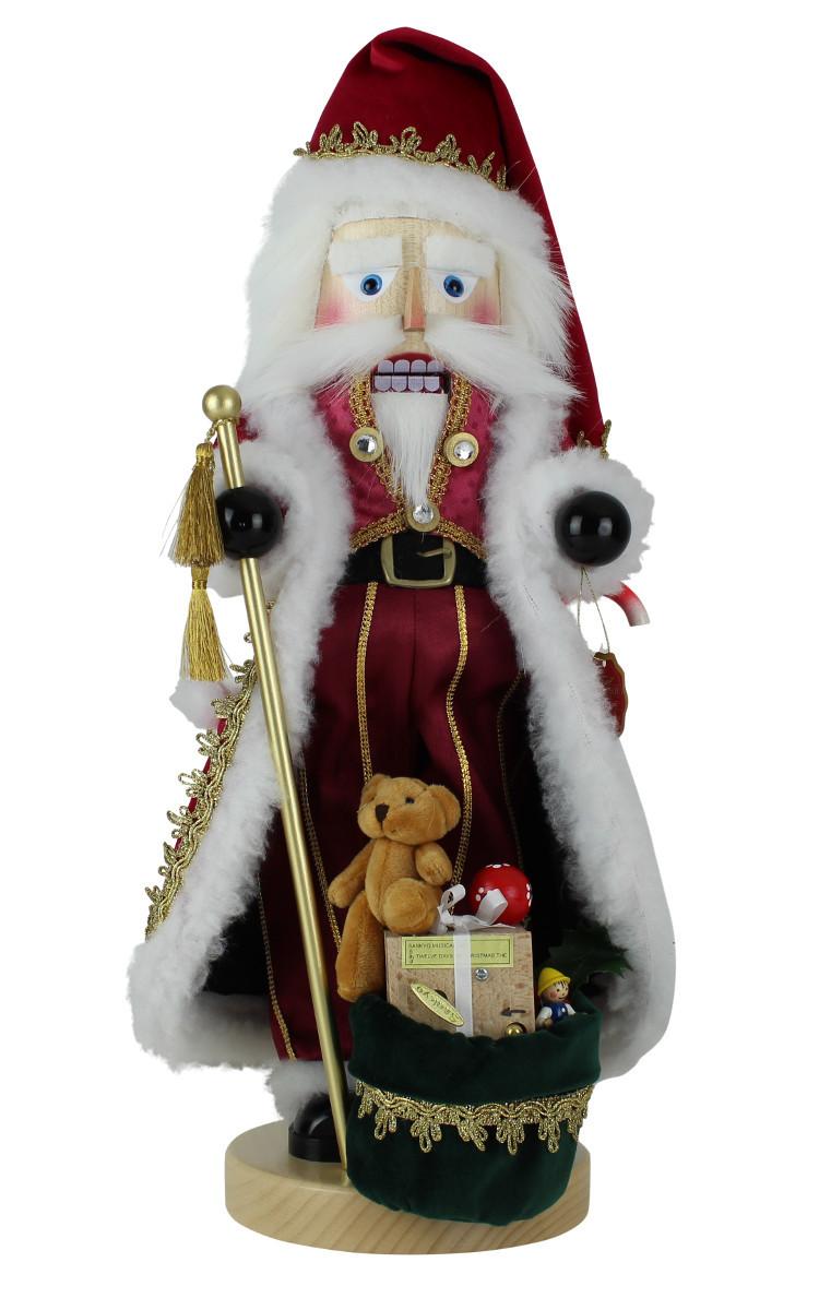 s2021 Cozy Santa