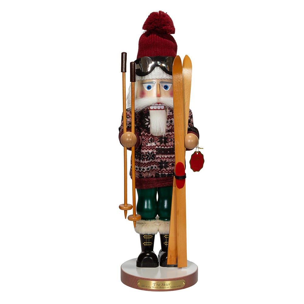 ES3004 Skier Santa