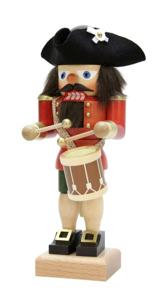 32-662 Colonial Drummer (Red)