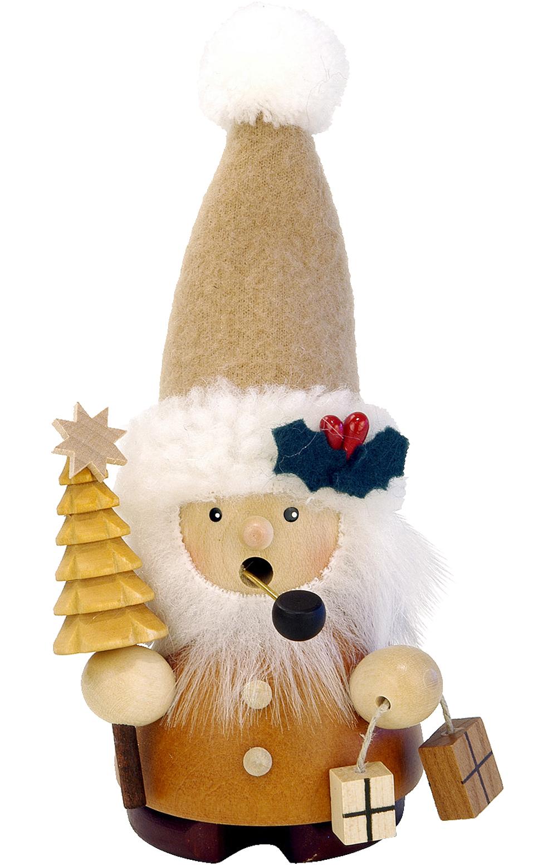 cu1-650 Santa with Tree - Natural