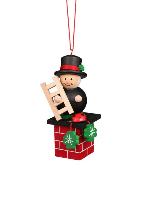 10-0579 Chimney Sweep Ornament