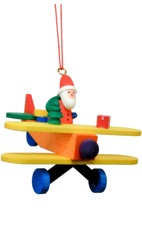 10-0865 Santa in Plane