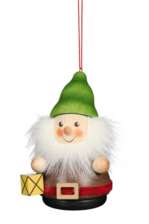 15-0426 Gnome With Lantern Ornament