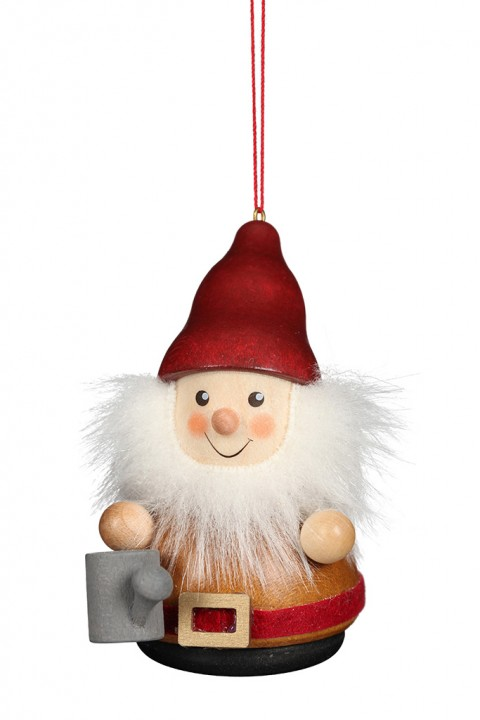 15-0430 Gnome with Watering Can Ornament
