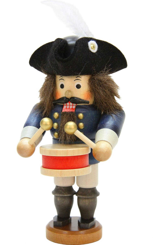 32-616 Mini Blue Drummer