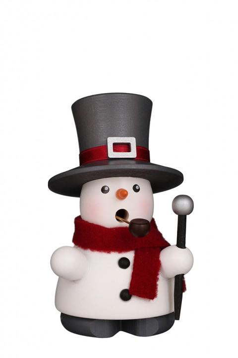 cu1-686 Snowy Snowman Smoker
